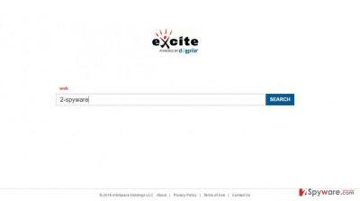 Image of the Msxml.excite.com virus