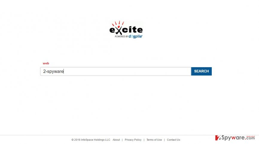 Image of the Msxml.excite.com virus
