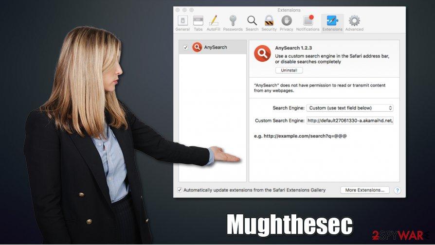 Mughthesec virus