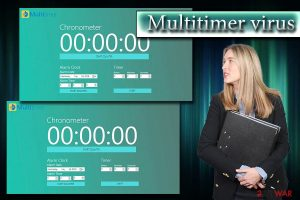 Multitimer virus