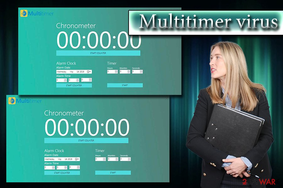 Multitimer elimination