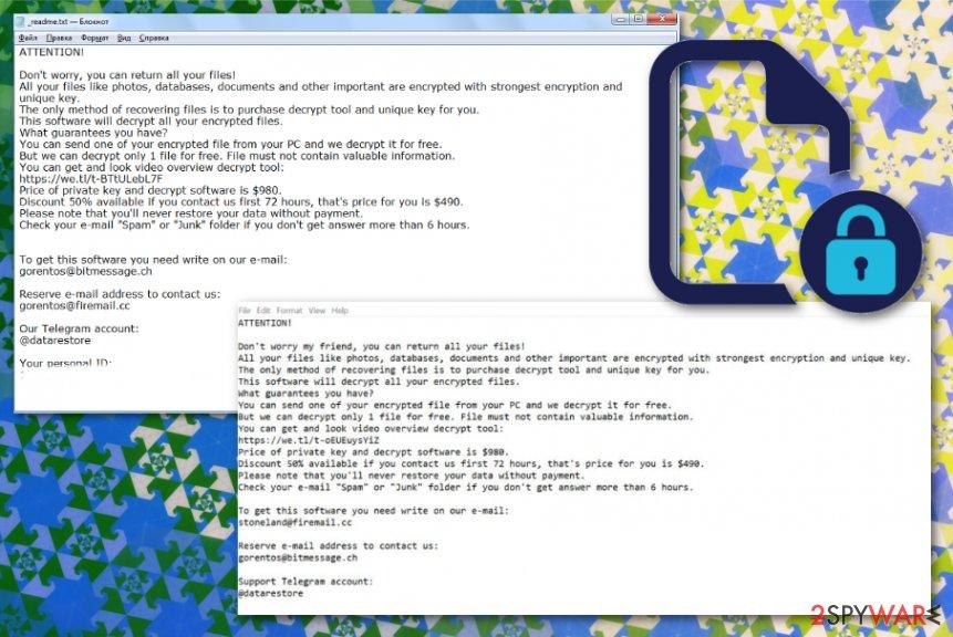 Muslat ransomware