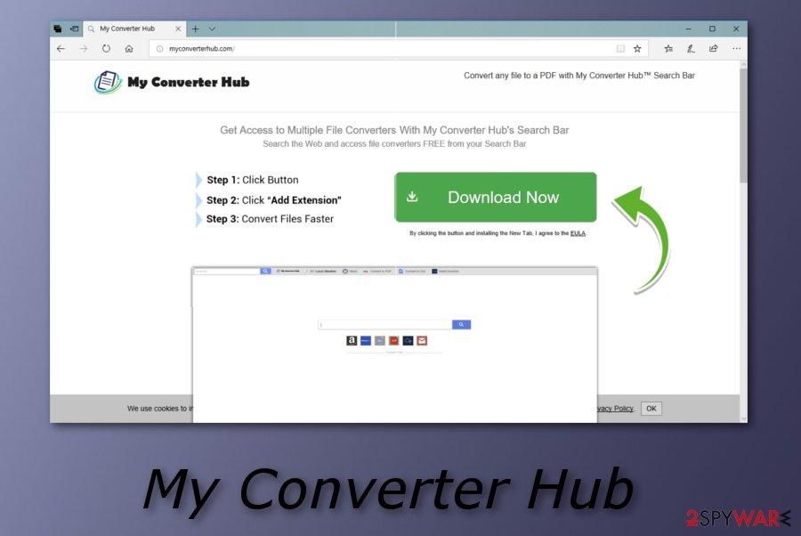 My Converter Hub hijack