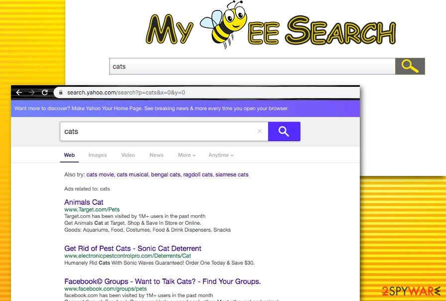 Mybeesearch.com