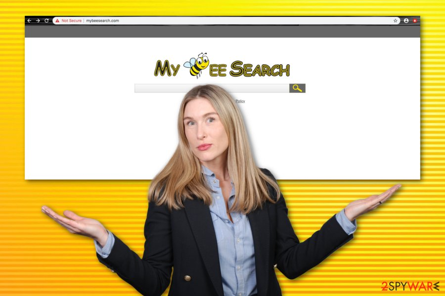 Mybeesearch.com virus