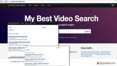Mybestvideosearch.com redirect virus