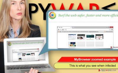 Ads by MyBrowser