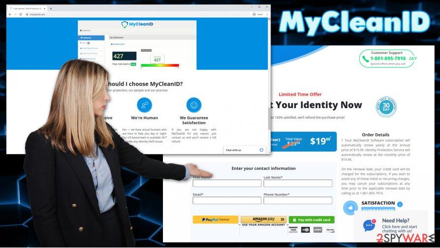 MyCleanID PUP