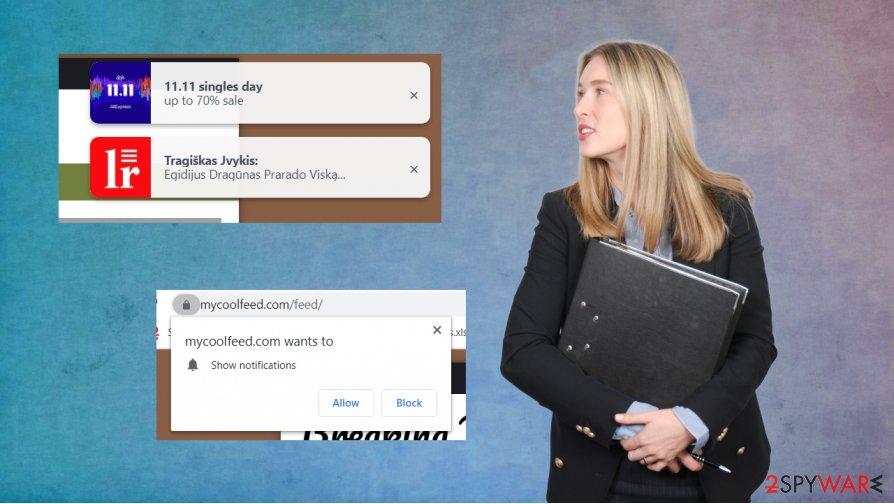 Mycoolfeed.com virus