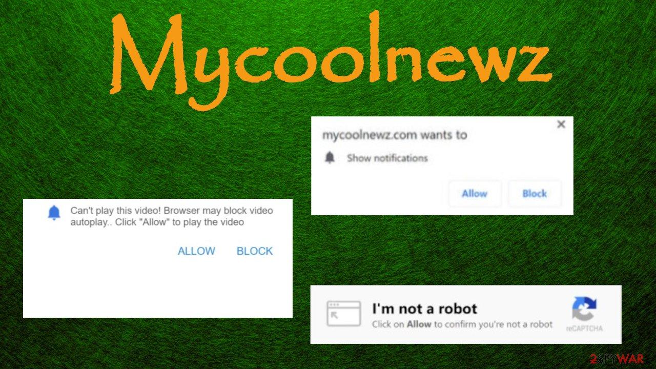 Mycoolnewz ads