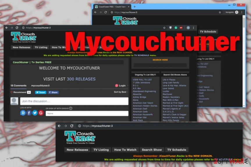 Mycouchtuner