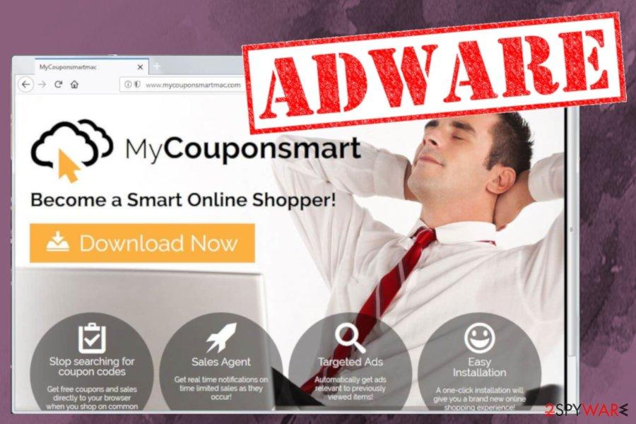 MyCouponsmart adware