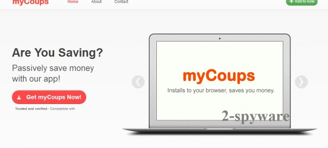 MyCoups snapshot