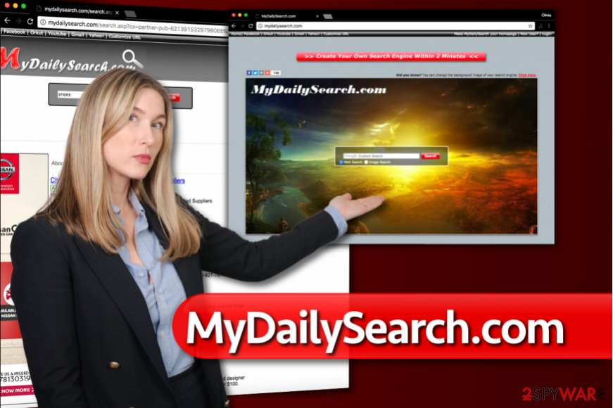 Image of Mydailysearch.com