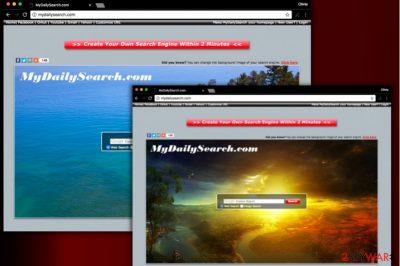 Mydailysearch.com virus