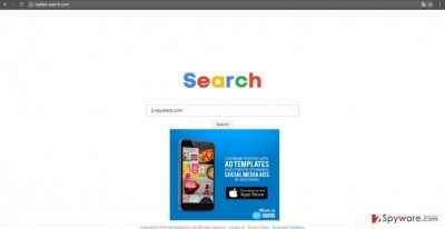 The example of myfast-search.com
