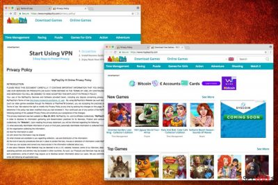 My Play City browser hijacker