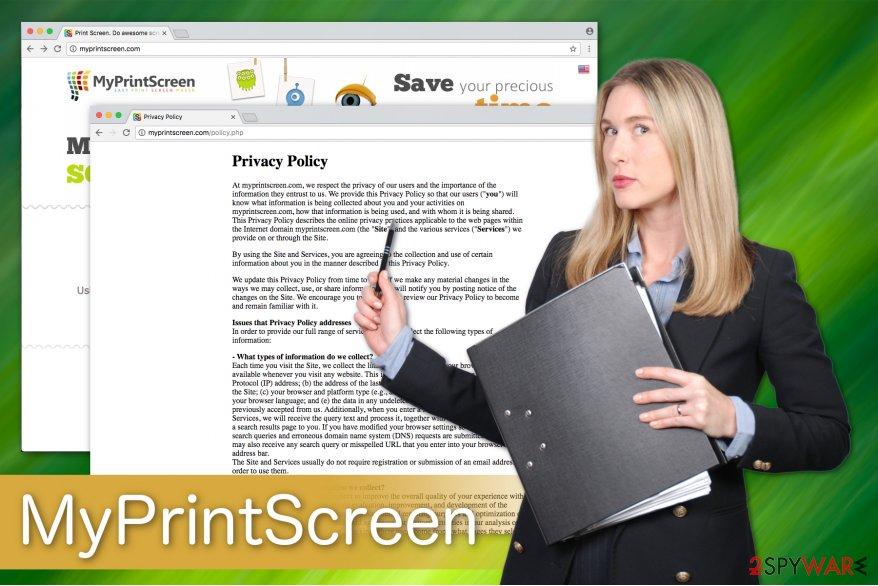 MyPrintScreen illustration