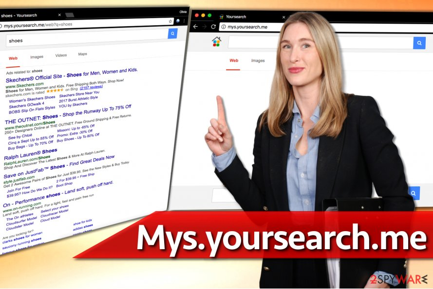 Mys.yoursearch.me virus