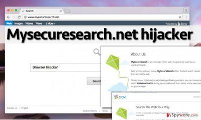 Mysecuresearch.net virus in Chrome