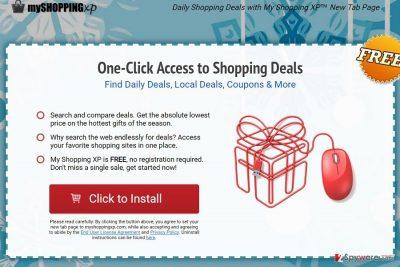 The image of myShoppingxp.com