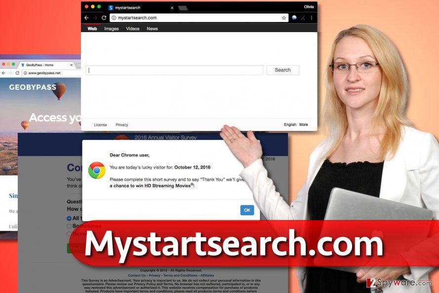 Mystartsearch.com redirect