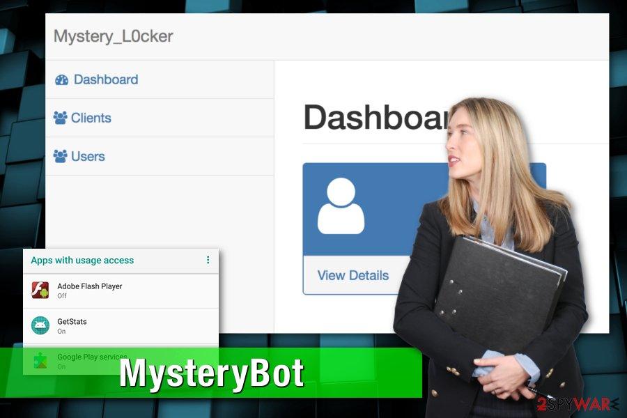 MysteryBot virus
