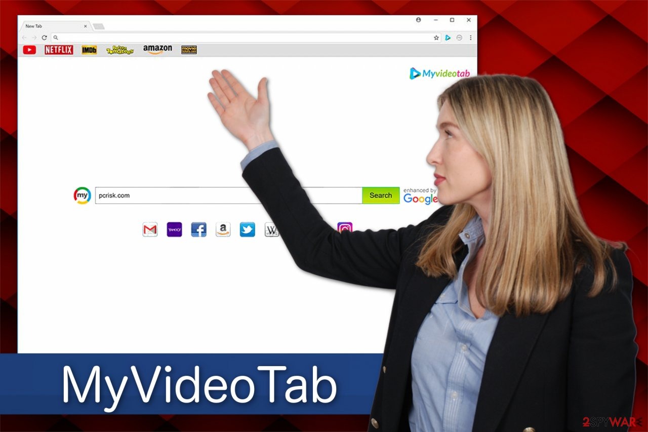 MyVideoTab toolbar illustration