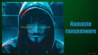 Namaste ransomware