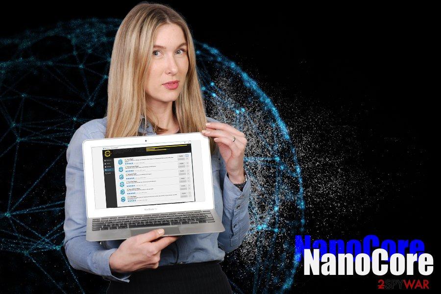 NanoCore virus