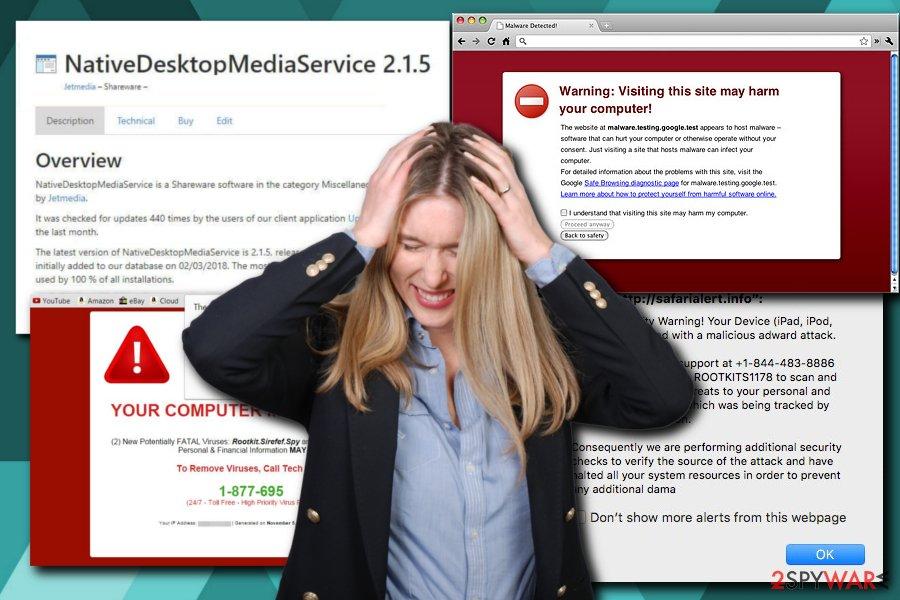 NativeDesktopMediaService adware