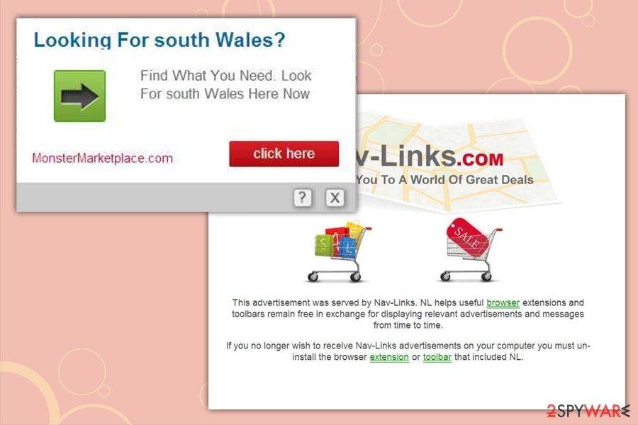 Nav-Links in-text links