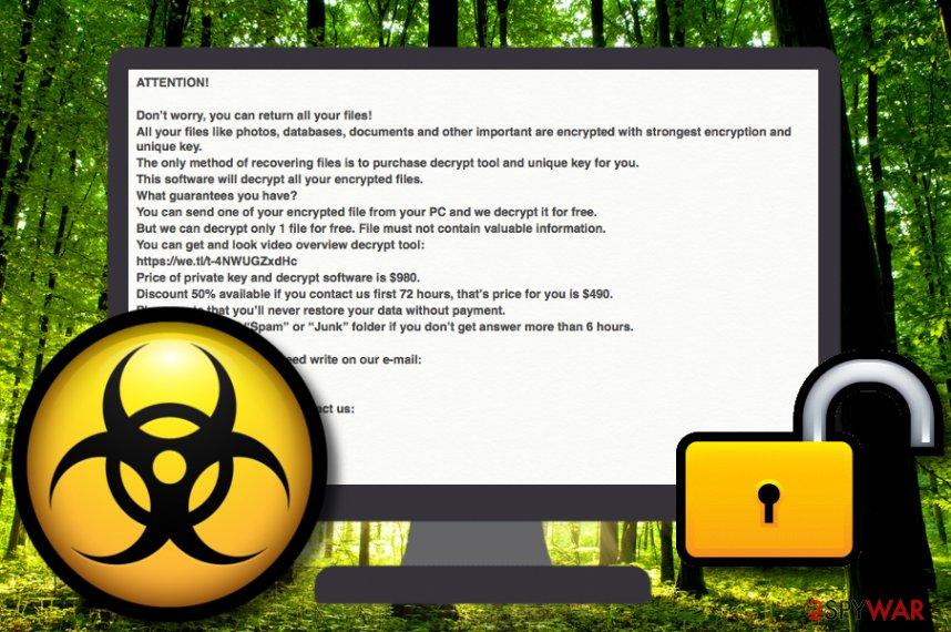 Nbes virus