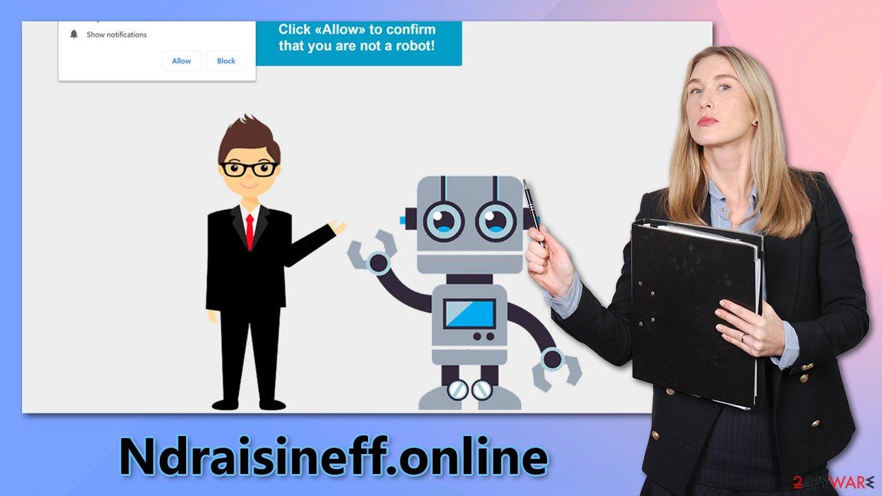 Ndraisineff.online scam