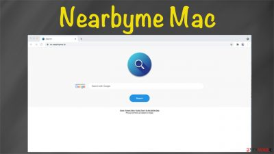 Nearbyme Mac