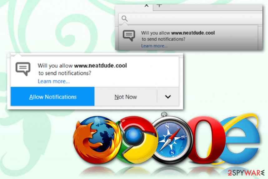 Neatdude.cool adware