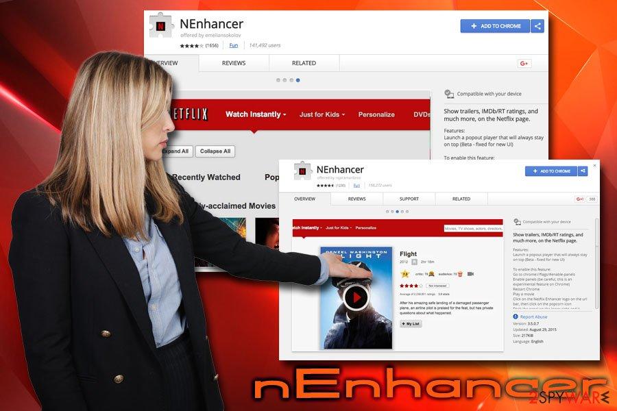 nEnhancer malware
