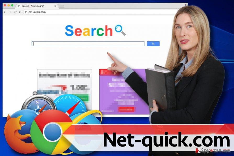 Net-quick.com virus