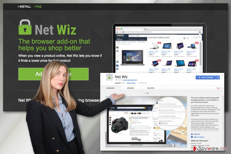 The image of Net Wiz ads