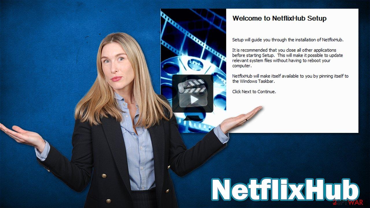 NetflixHub virus