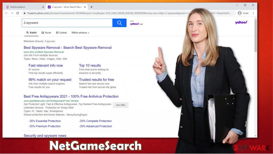 NetGameSearch hijack