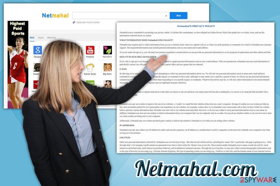 Netmahal.com pup