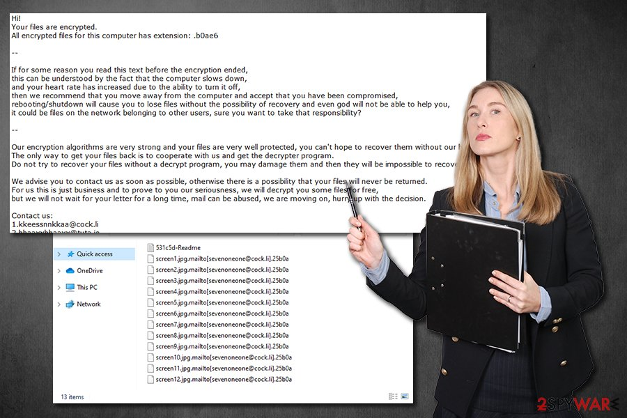 Netwalker ransomware virus