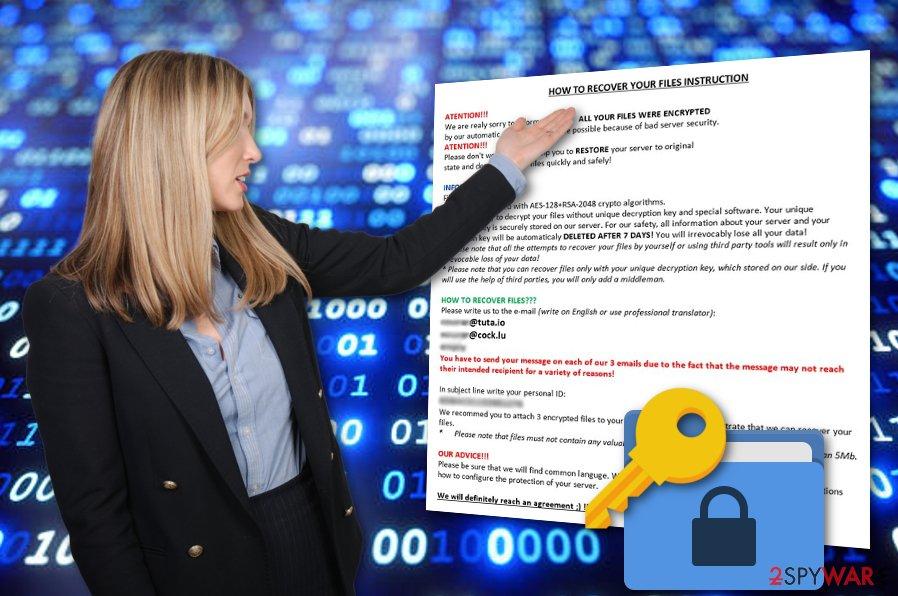 NEWRAR ransomware