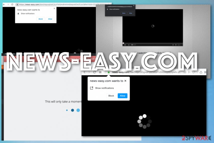 News-easy.com PUP