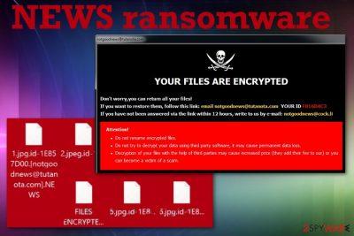 NEWS ransomware