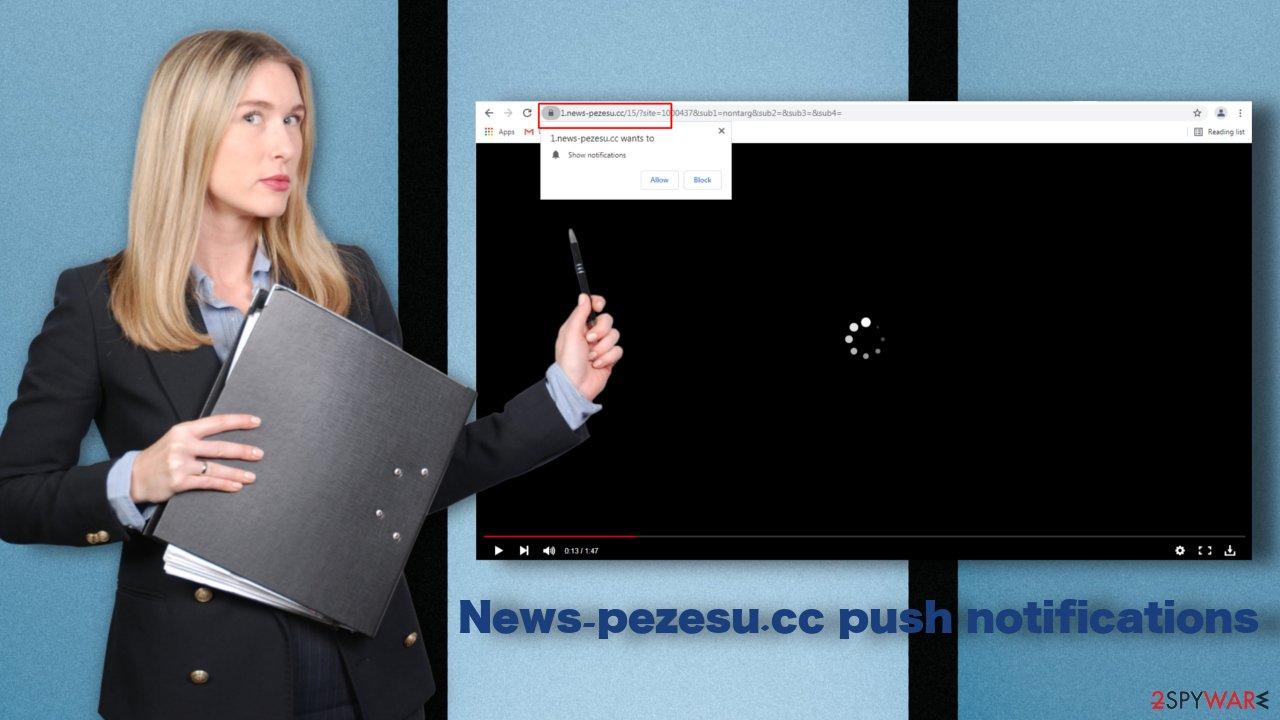 News-pezesu.cc push notifications