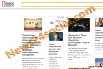 News24social main tab