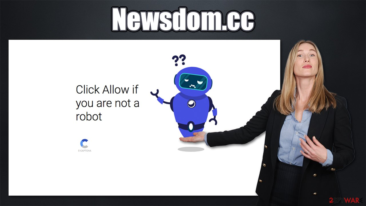 Newsdom.cc virus