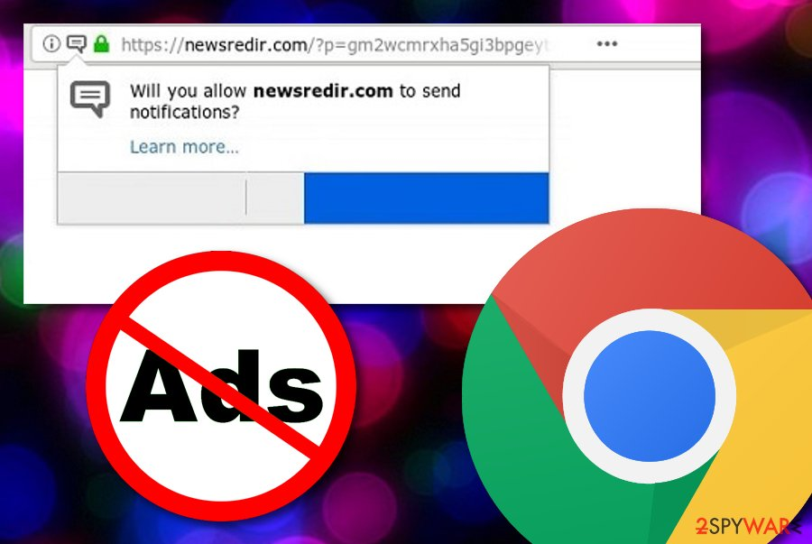 Newsredir.com adware
